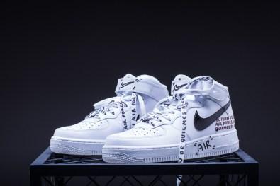 Nike Air Force 1 - Iván de Quilmes