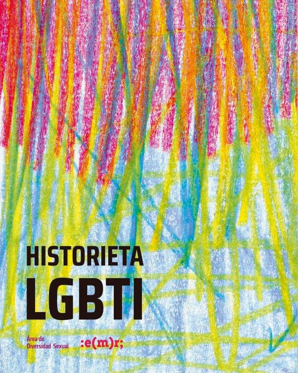Historieta LGBTI