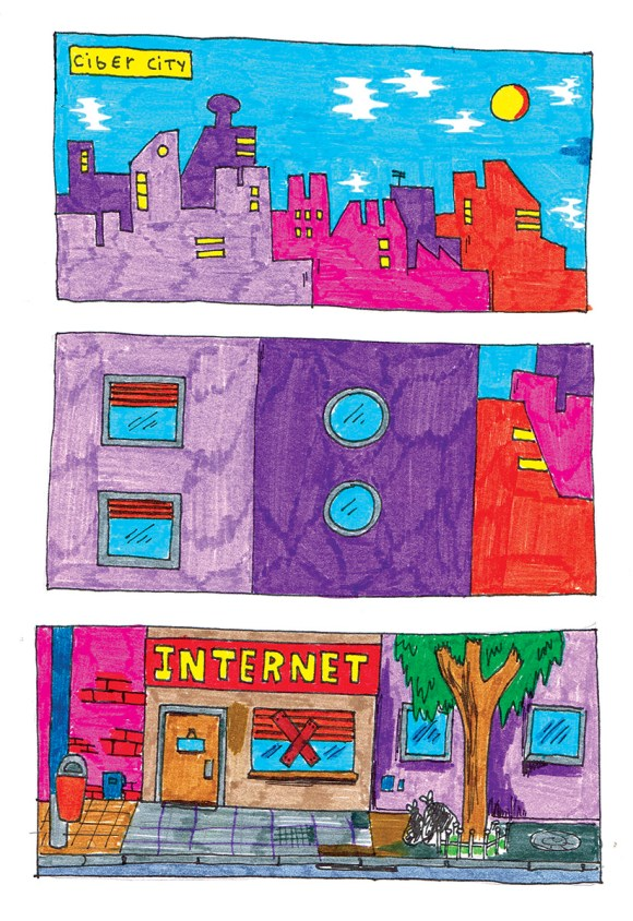 Internet - Ciber-city de Juan Vegetal