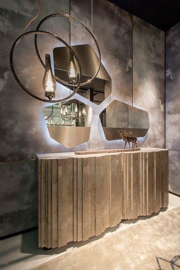 Lámparas Ring de Alessandro La Spada para Clan Milano