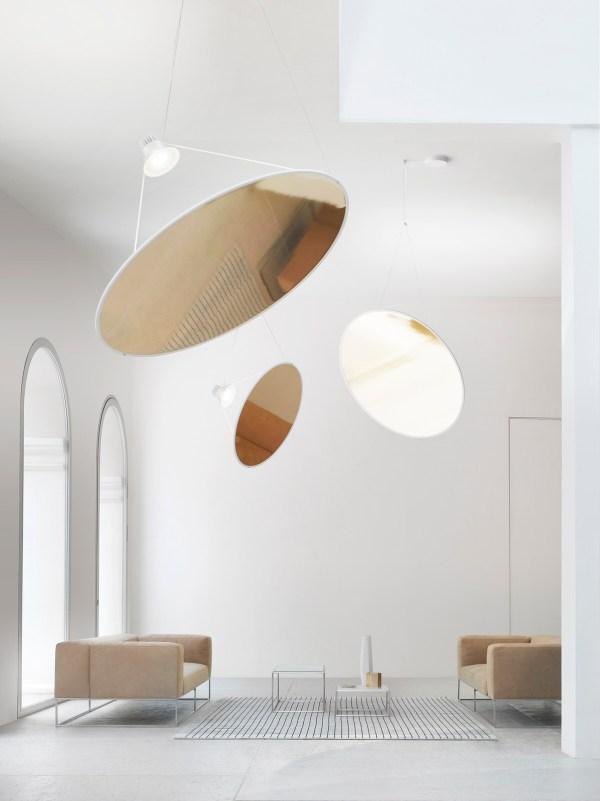 Amisol by Daniel Rybakken - Luceplan
