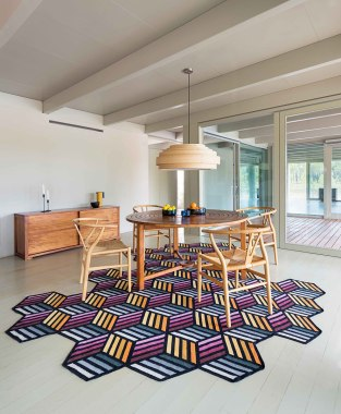 Parquet Hexagon by Front - Gan