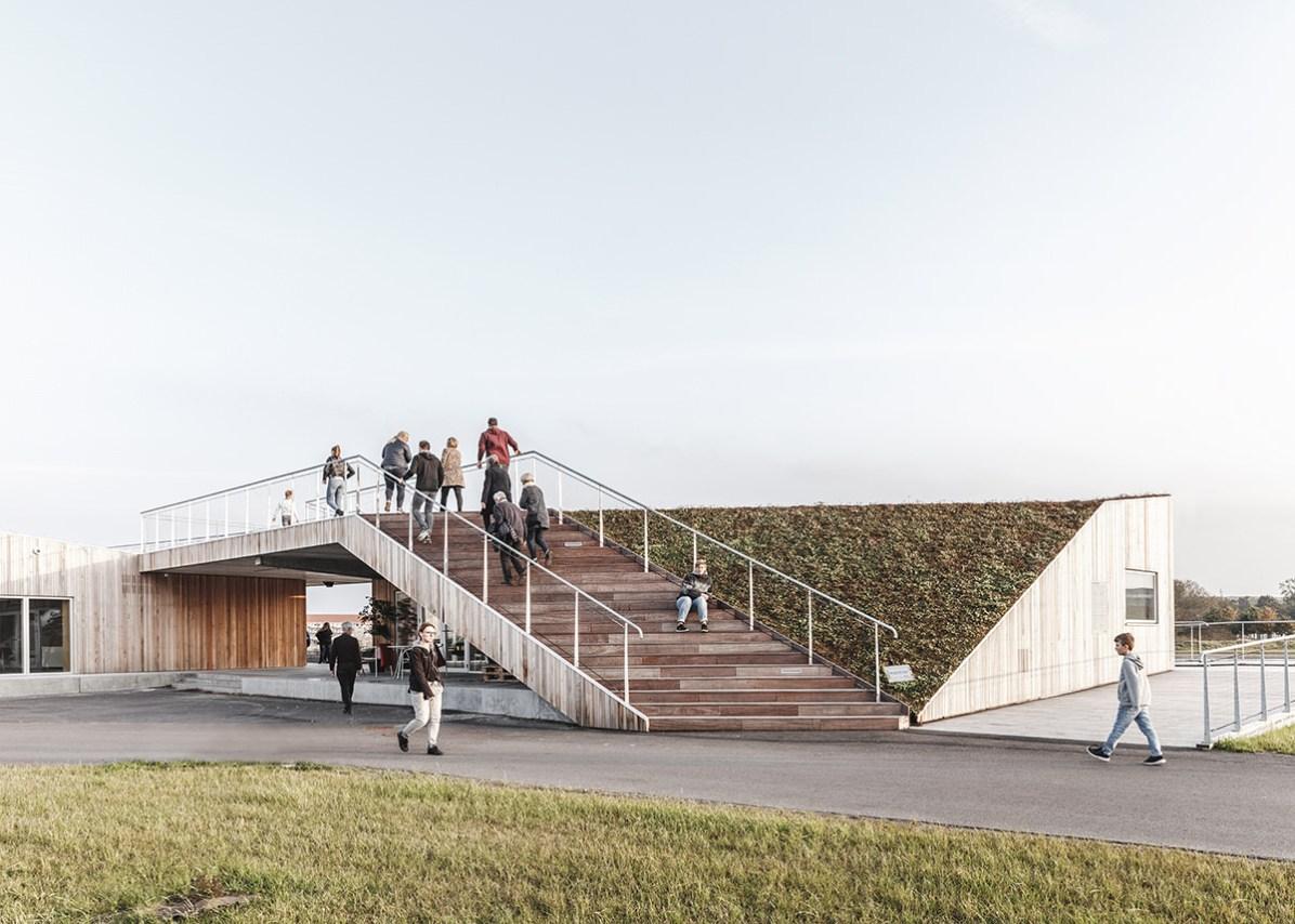 Vestre Fjord Park. Foto: Rasmus Hjortshøj