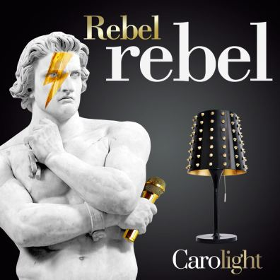 Lámpara Carolight de Sebastián Charras