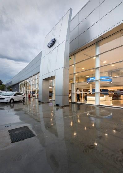 El concesionario Ford Simone renueva sus instalaciones