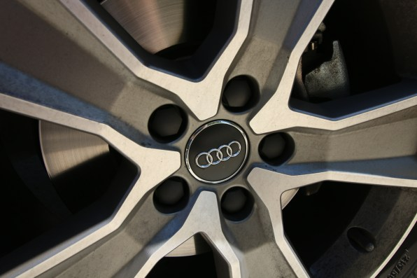 Audi Q2. Foto: Gonzalo Fargas