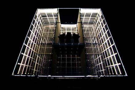 1024 Architecture: Square Cube
