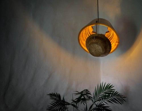 Lámparas Tehuané - Calo
