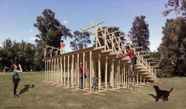 Hello Wood - Puente Proyecto 2