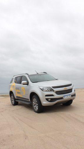 Chevrolet Trailblazer - Foto: Josefina Fogel Nuñez