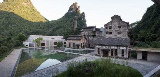 Hotel Alila Yangshuo. Foto: Chen Hao