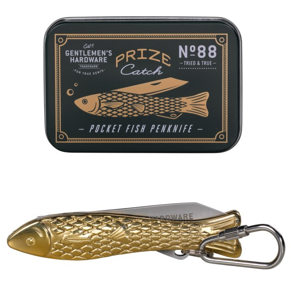 Annabel James - Fish Penknife. Gentlemen´s Hardware. Foto: Yellow Octopus