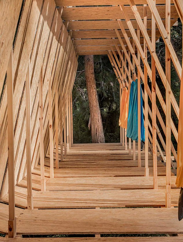 Hello Wood 2019. Foto: Bárbara Goris