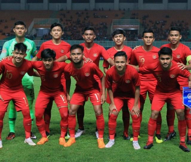 Berita Bola Prakiraan Susunan Pemain Timnas Indonesia U  Vs