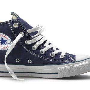 Converse All Stars Hoog Blauw (Mt 35 t/m 46)-35