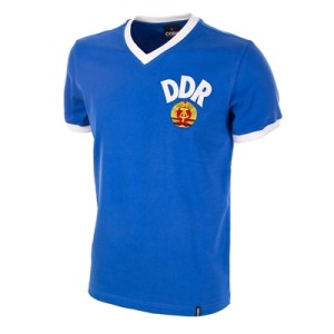 DDR Retro Voetbalshirt WK 1974
