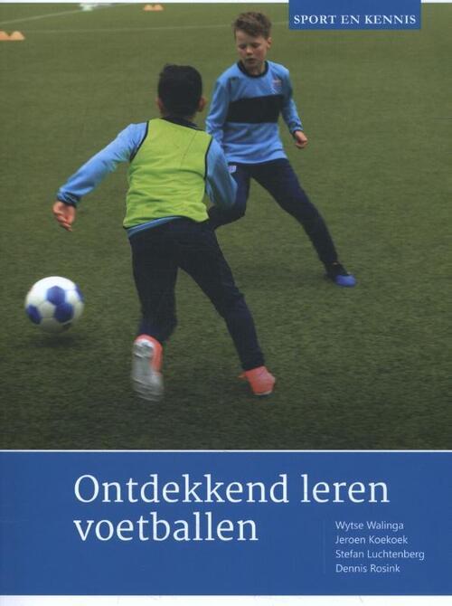 Ontdekkend leren voetballen