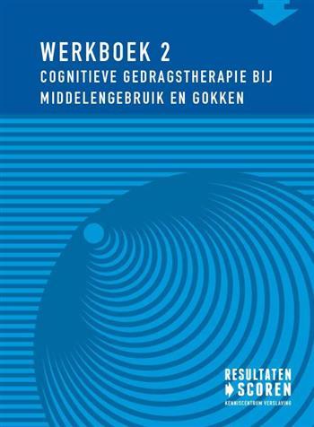 Cognitieve gedragstherapie bij middelengebruik en gokken set 4ex.