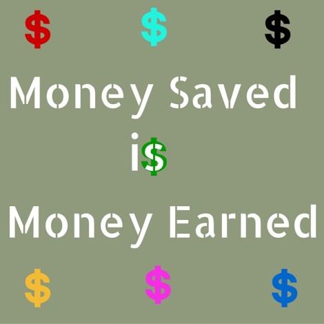 Money Saved
