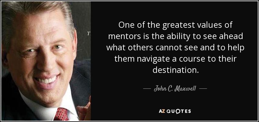 Great Mentor