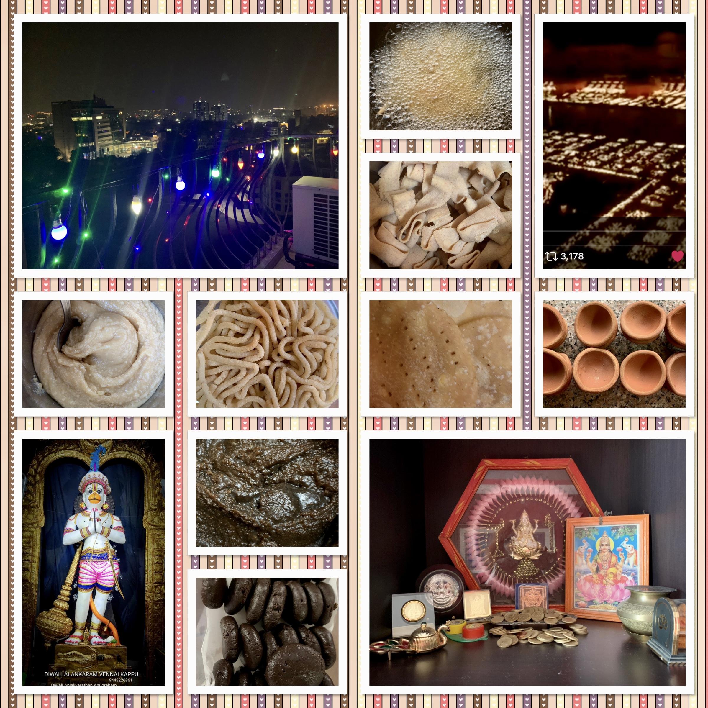 Happy Diwali - Good Vs Evil