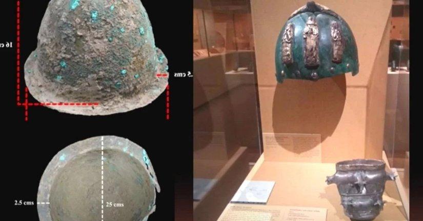 Sanauli Helmets