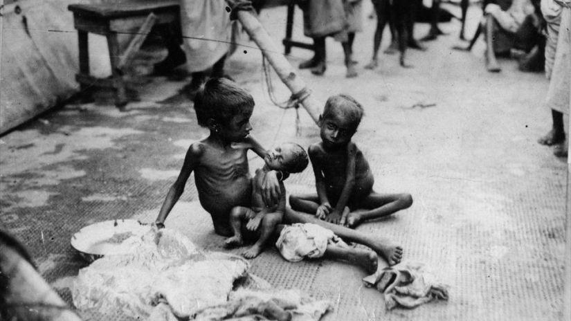 3 Million - Bengal Famine