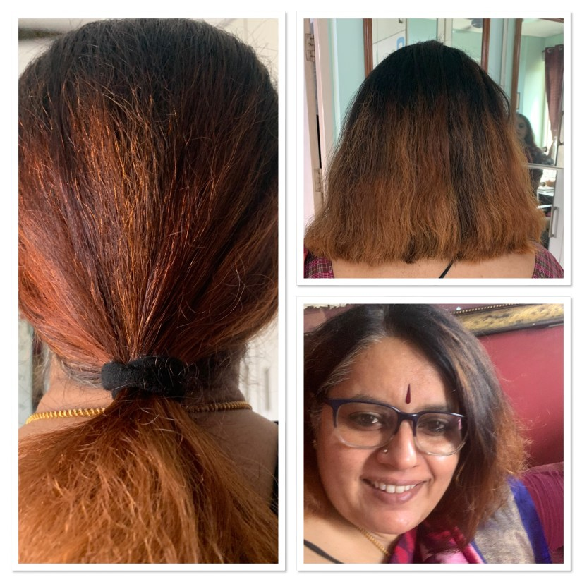 Haircut - Krishnan