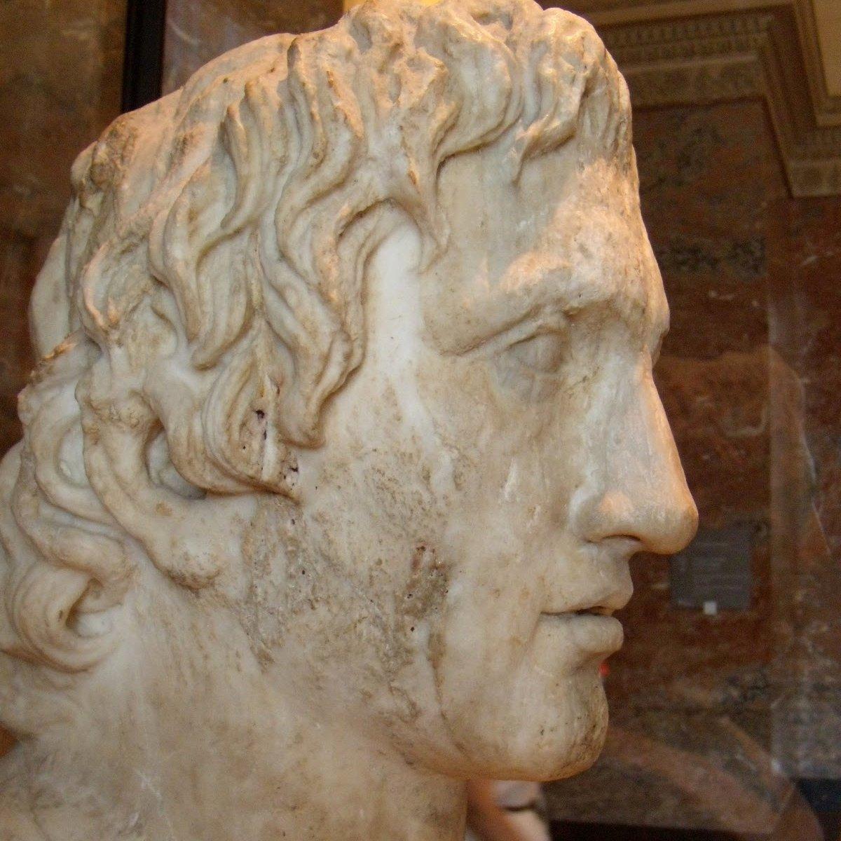 Alexander bust