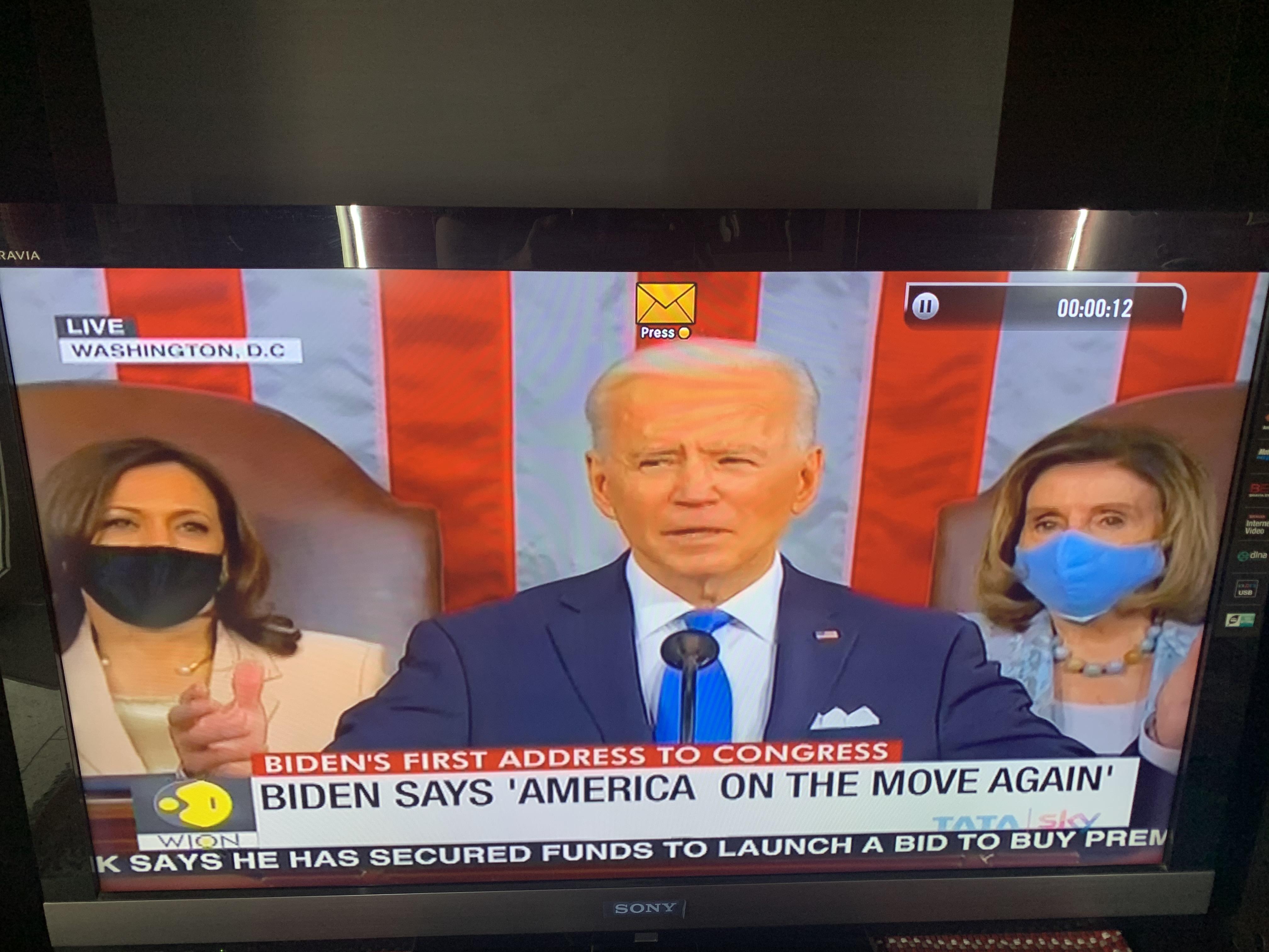 Biden - Congress