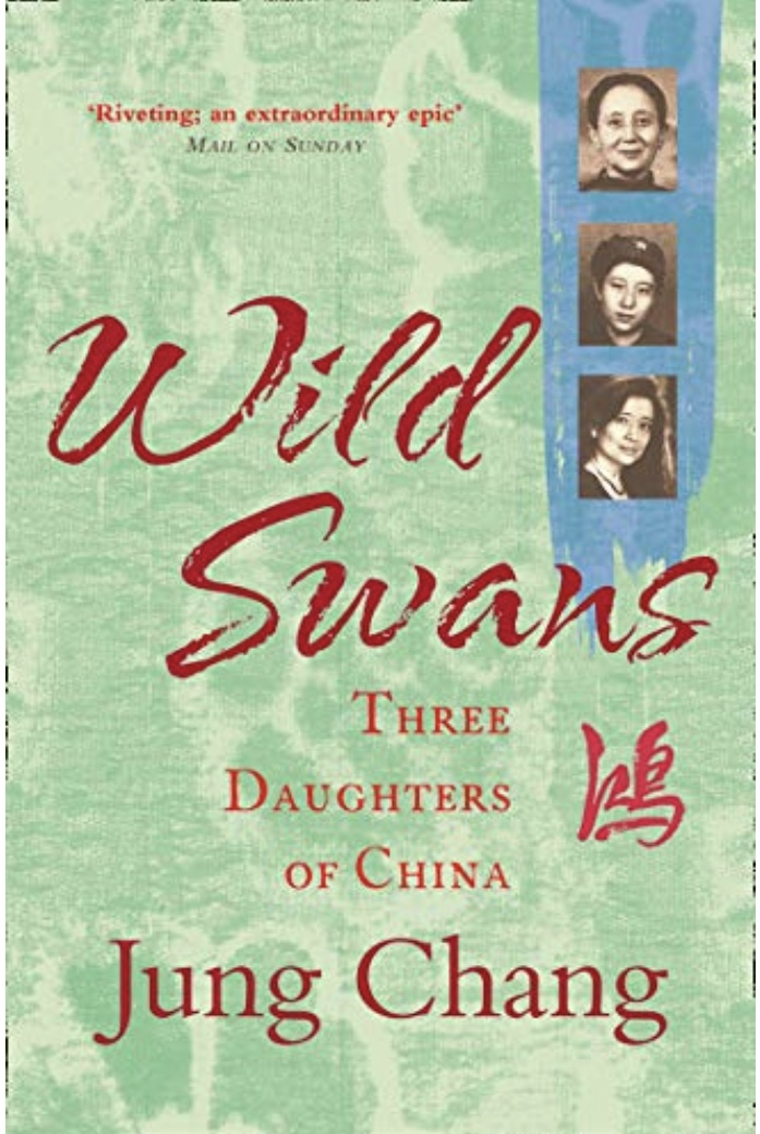 Book on China - Wild Swans