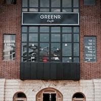 Greenr Cafe restaurant