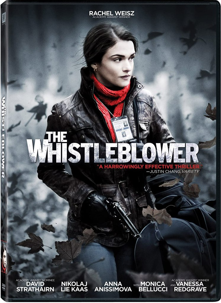 Whistleblower Trafficking