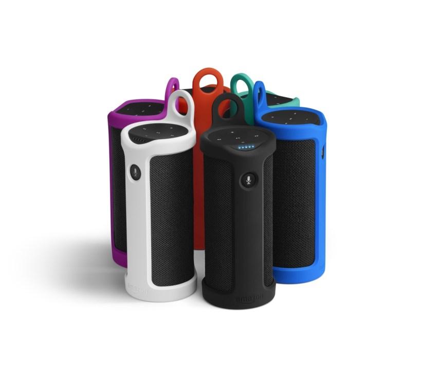 Amazon Echo Tap - od wyboru do koloru - fot. mat. pras.