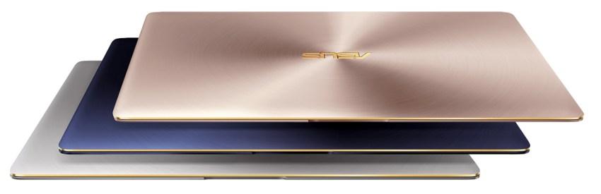 Asus ZenBook 3 - fot. mat. pras.
