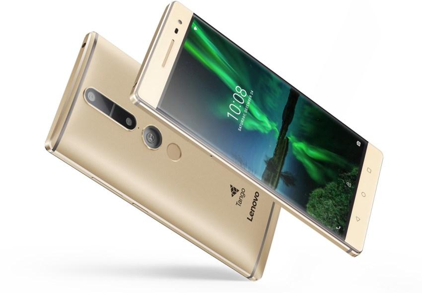 Lenovo Tango - Pierwszy konsumencki phablet Phab 2 Pro realizujący założenia Tango - fot. mat. pras.