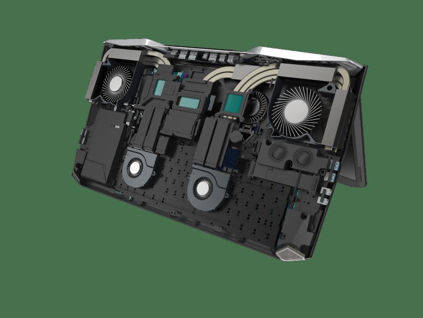 Acer Predator 21x - mat. pras. Acer