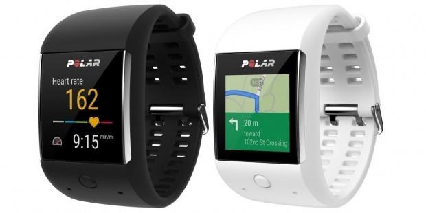 Polar M600 z Androidem Wear - fot. mat. pras.