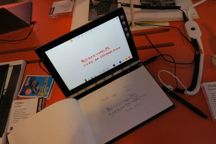 Lenovo Yoga Book - 90sekund.pl