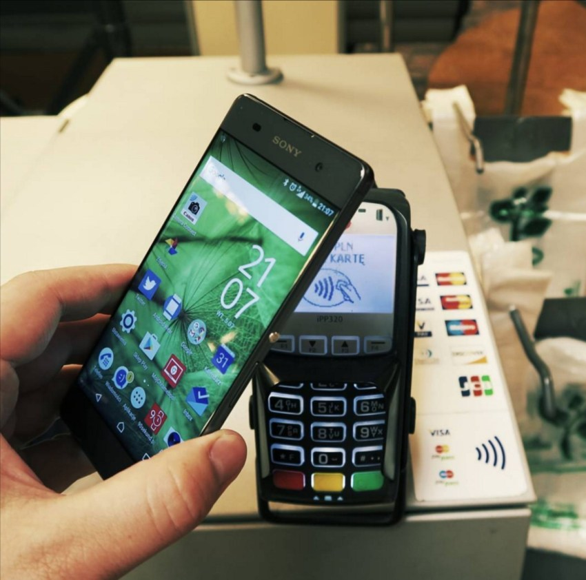 Android Pay - 90sekund.pl