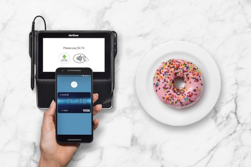 Android Pay - fot. Google