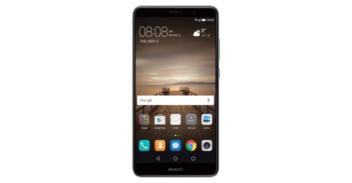 Huawei Mate 9 - fot. mat. pras.