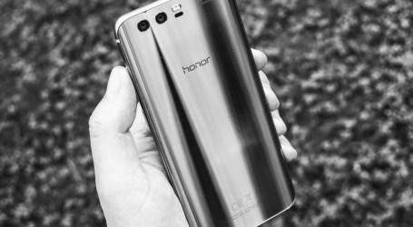 Test, recenzja, opinia – Huawei Honor 9 (STF-L09) – fotograficzno-muzyczny kombajn