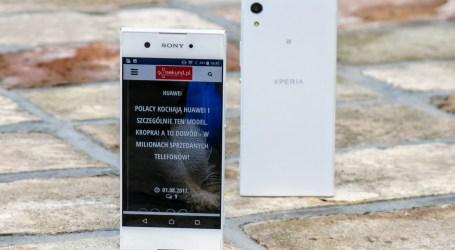 Test, recenzja, opinia – Sony Xperia XA1 (G3121) – średniak, który udał się (tylko) fotograficznie i muzycznie