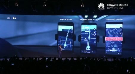 Huawei na premierze serii Mate 10 zrobił piękną reklamę Apple i Samsunga!