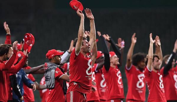 Bayern Munich wins 8th consecutive Bundesliga title amid Coronavirus scare