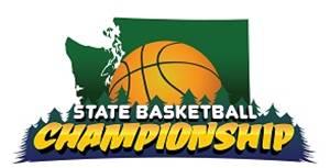 state basketball championship logo
