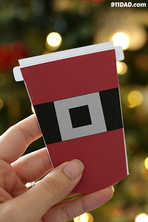 free gift card holder