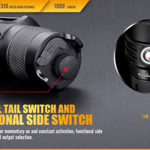 Fenix TK20R Flashlight