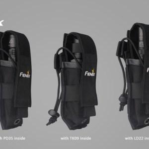 Porte-ceinture souple Fénix